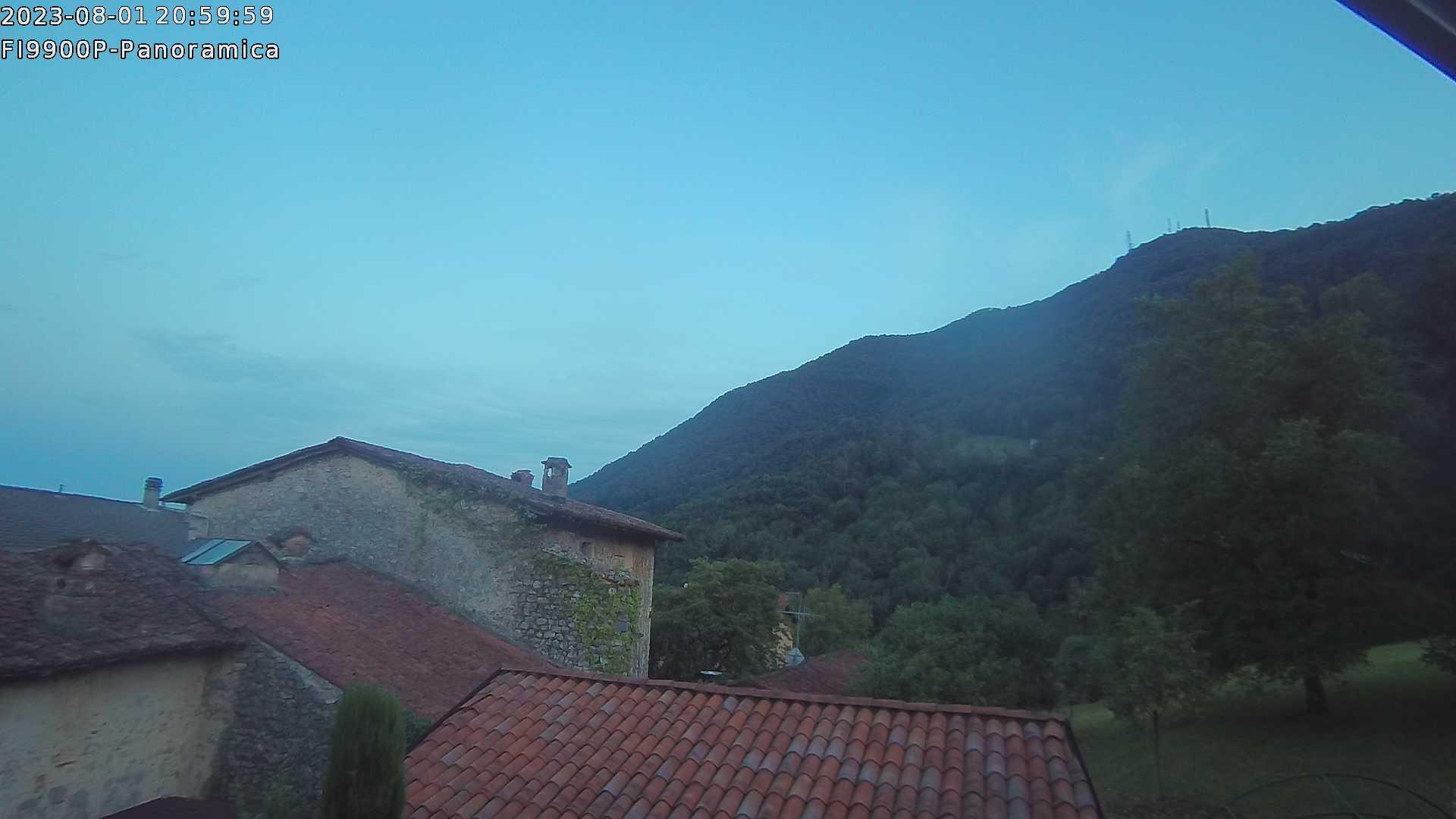 Strozza- Amagno - Valle Imagna - Vista Sud